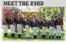 23rd Infantry Regiment Reenactment